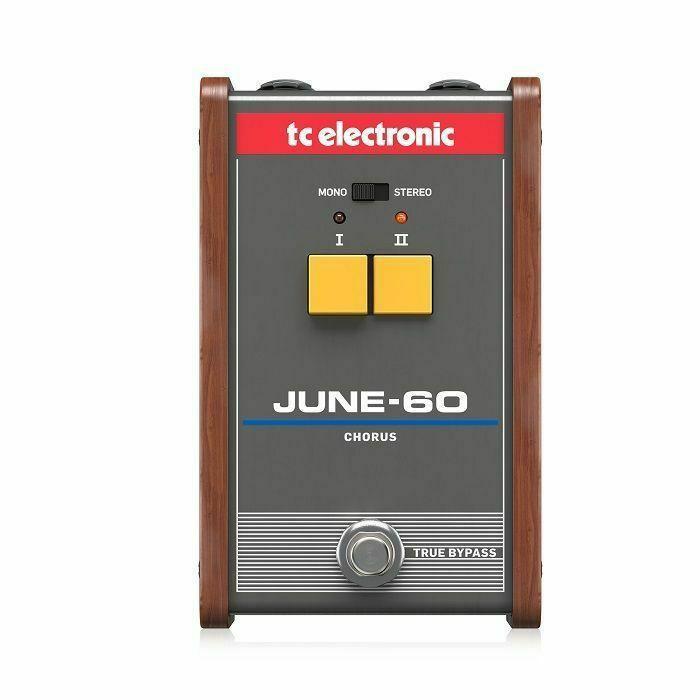TC ELECTRONIC - TC Electronic June 60 Chorus Pedal