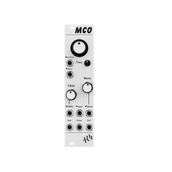 ALM - ALM MCO Digital Wavetable Oscillator Module