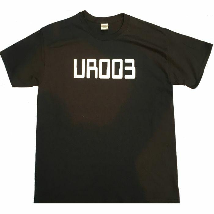 UNDERGROUND RESISTANCE - Underground Resistance UR003 T Shirt (black, medium)