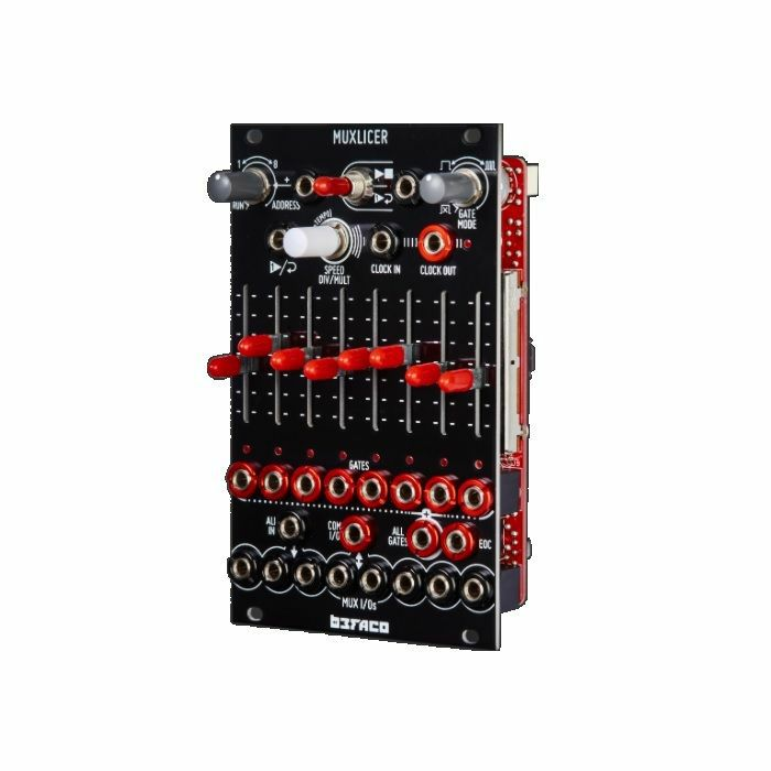 BEFACO - Befaco Muxlicer Sequential Signal Processor Module (assembled)