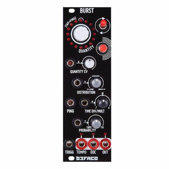 BEFACO - Befaco Burst Pingable Trigger Burst Generator Module (assembled)