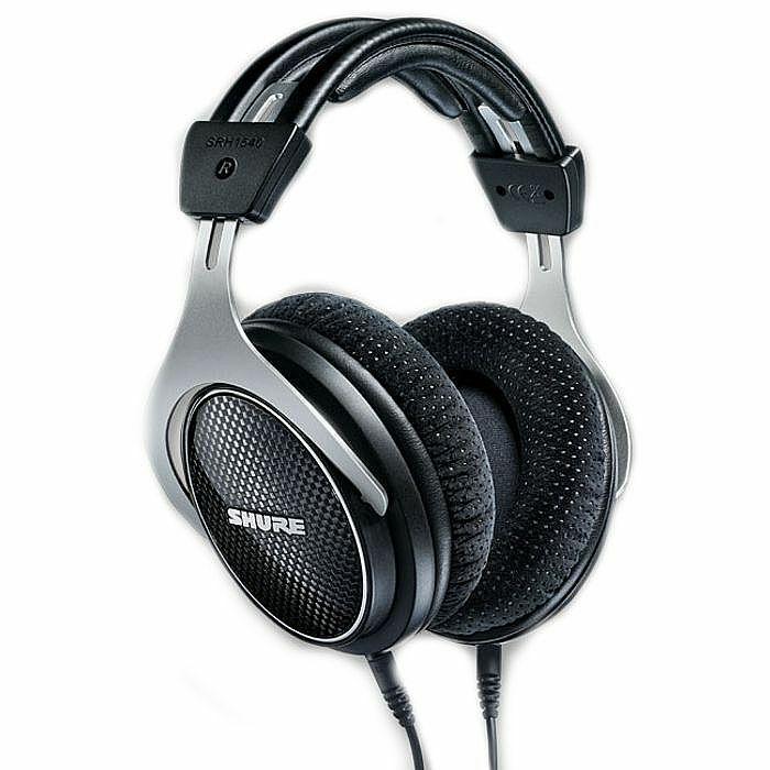SHURE - Shure SRH1540 Premium Closed Back Headphones (B-STOCK)