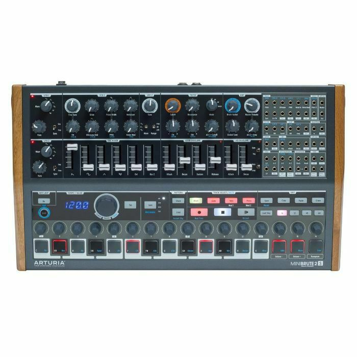 ARTURIA - Arturia MiniBrute 2S Analogue Synthesizer & Sequencer Desktop Module (B-STOCK)