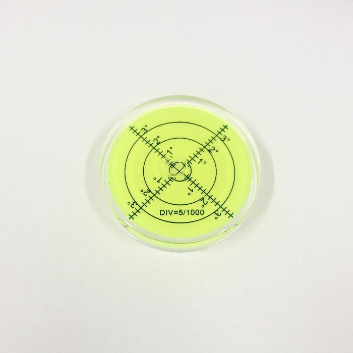 TONAR - Tonar Eco Level Turntable Levelling Tool (yellow)