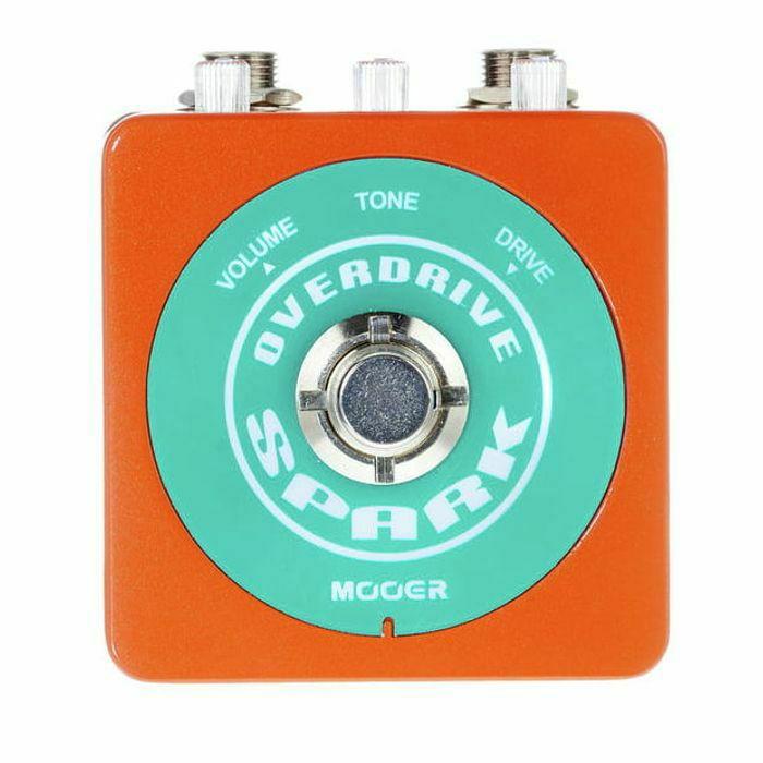 MOOER - Mooer Spark Overdrive Pedal (B-STOCK)