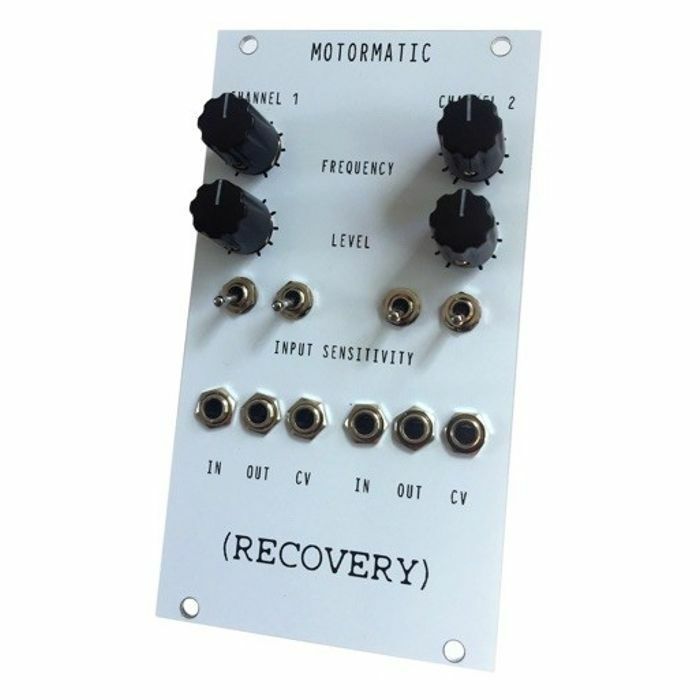 RECOVERY EFFECTS - Recovery Effects Motormatic Ring Modulator & Frequency Shifter Module