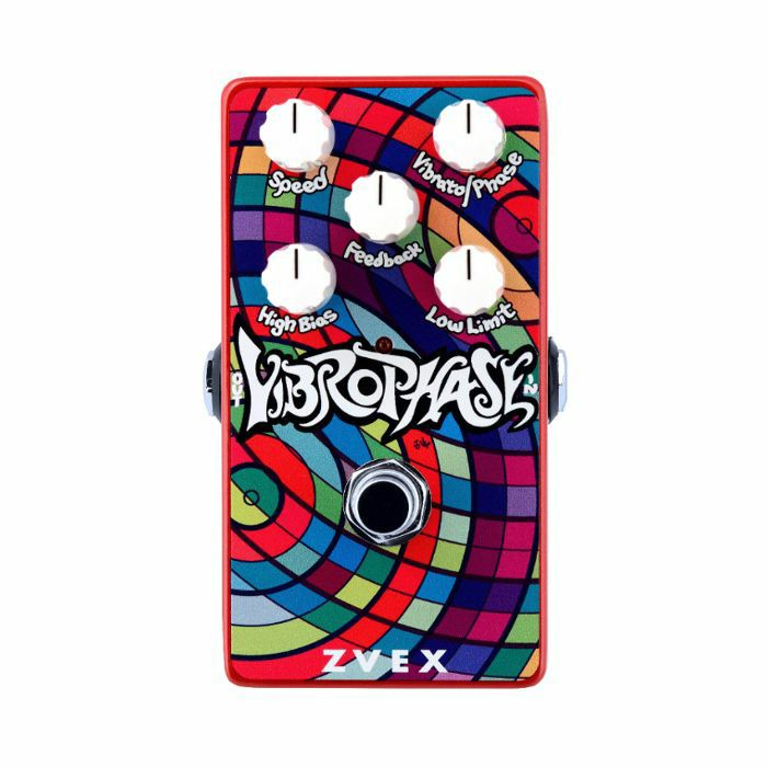ZVEX EFFECTS - Zvex Effects Vibrophase Phaser Pedal