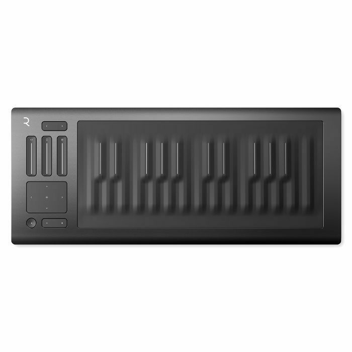 ROLI - ROLI Seaboard Rise 25 Multi Dimensional MIDI Controller ***INCLUDES £60 TICKETMASTER VOUCHER - OFFER ENDS 15TH JULY 2018*** (B-STOCK)