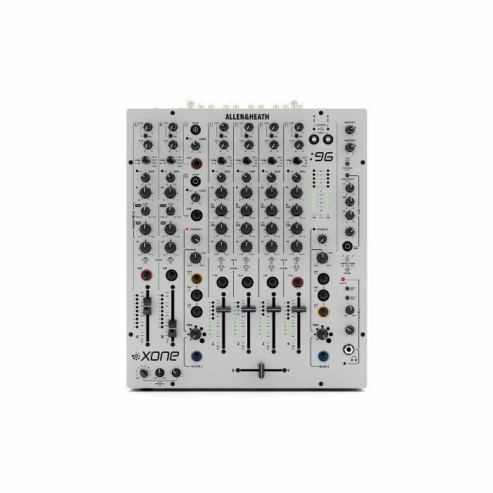 ALLEN & HEATH - Allen & Heath Xone 96 Analogue DJ Mixer
