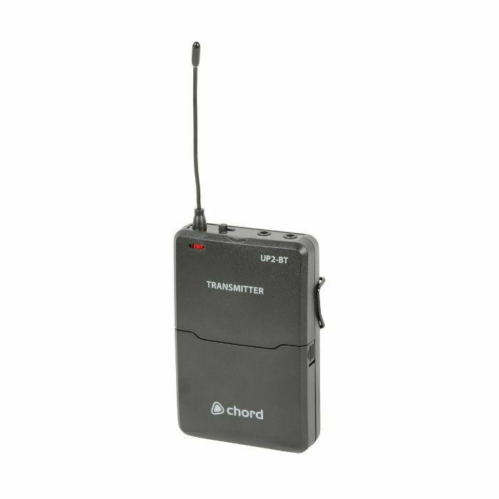 CHORD - Chord UP2BT Beltpack Transmitter (B-STOCK)