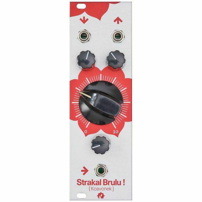 TOUELLSKOUARN - TouellSkouarn Strakal Brulu Germanium Fuzz Module (B-STOCK)