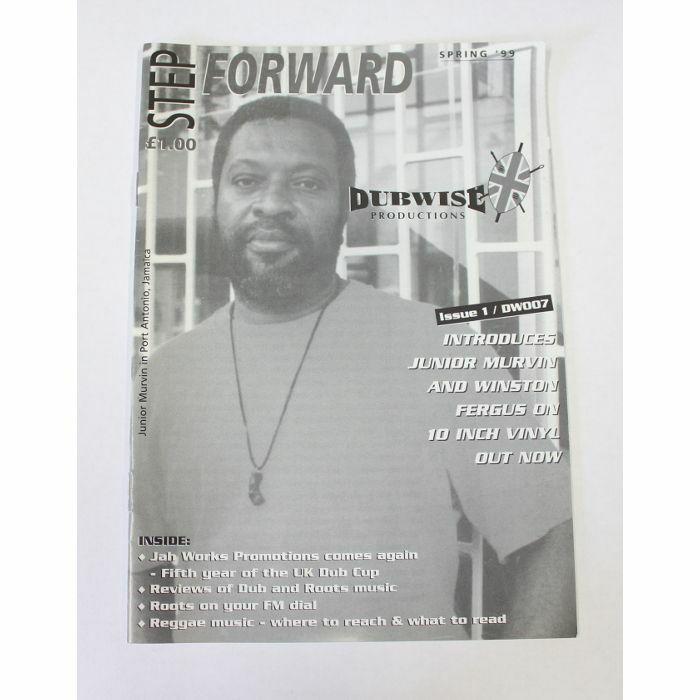 STEP FORWARD - Step Forward Magazine: Issue 1