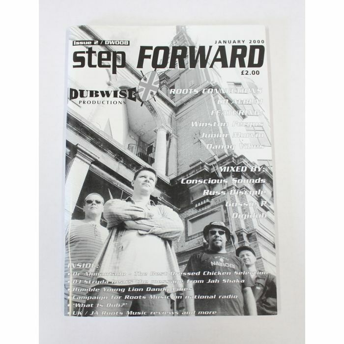 STEP FORWARD - Step Forward Magazine: Issue 2