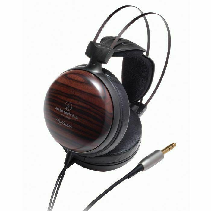AUDIO TECHNICA - Audio Technica W5000 High Fidelity Closed Back Audiophile Headphones (ebony) (B-STOCK)