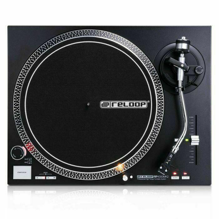 RELOOP - Reloop RP4000 MK2 DJ Turntables (pair)
