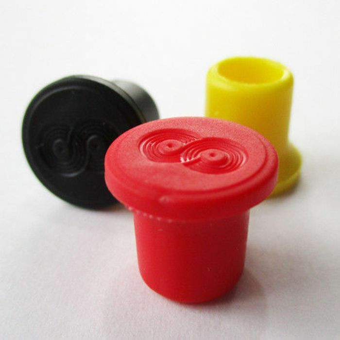 STOKYO - Stokyo Spincap Portable Record Player Spindle Caps (set of 3)