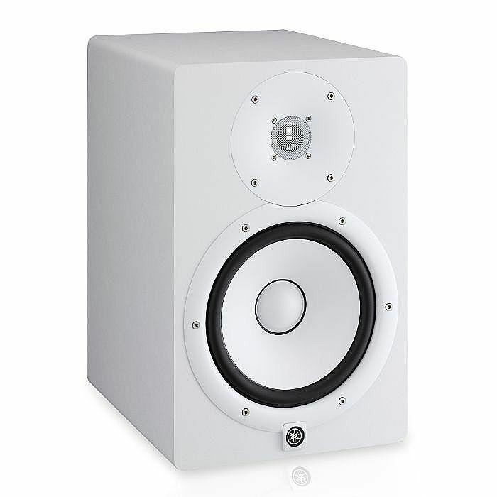 YAMAHA - Yamaha HS8 Powered Studio Monitor (white, pair (230V only)