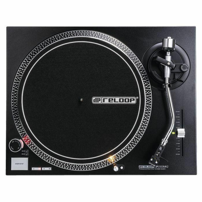 RELOOP - Reloop RP 2000 MK2 DJ Turntable