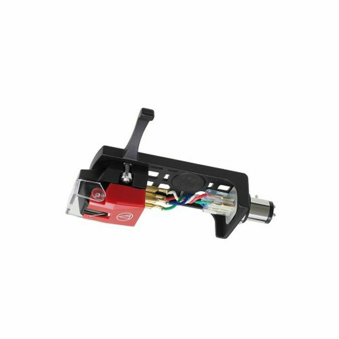 AUDIO TECHNICA - Audio Technica VM540ML/H Dual Moving Magnet Stereo Cartridge & Stylus With Headshell (B-STOCK)