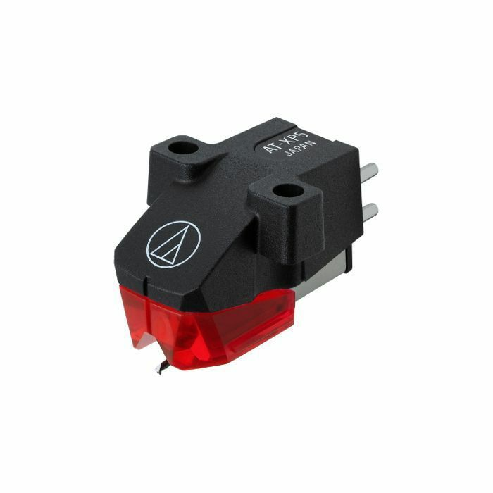 AUDIO TECHNICA - Audio Technica AT XP5 Dual Moving Magnet DJ Cartridge & Stylus