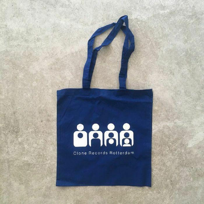 CLONE - Clone Records Tote Bag (blue)