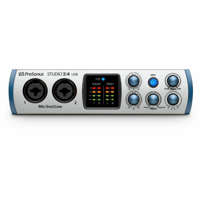 PRESONUS - Presonus Studio 24 USB Audio & MIDI Interface
