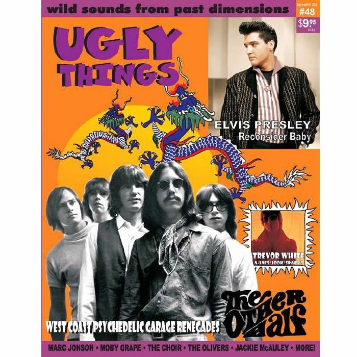UGLY THINGS - Ugly Things Magazine Issue #48