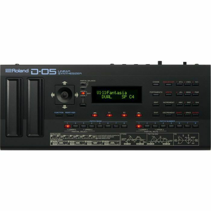 ROLAND - Roland Boutique D05 Linear Synthesizer (B-STOCK)