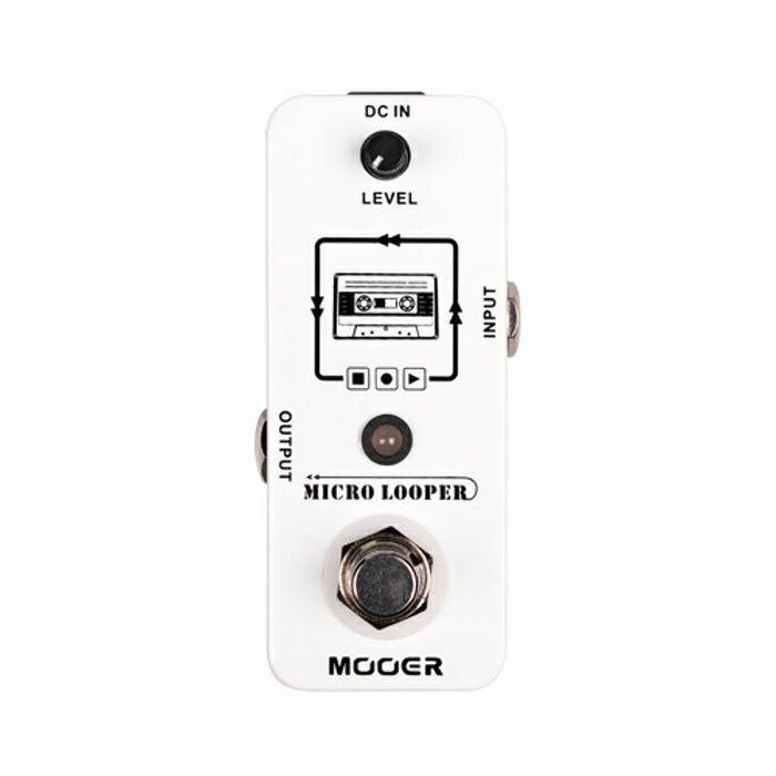 MOOER - Mooer Micro Looper Pedal (B-STOCK)