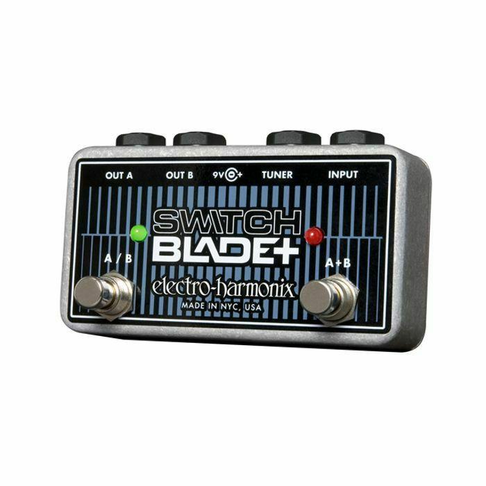 ELECTRO HARMONIX - Electro Harmonix Switchblade Plus Advanced Channel Selector Pedal (B-STOCK)