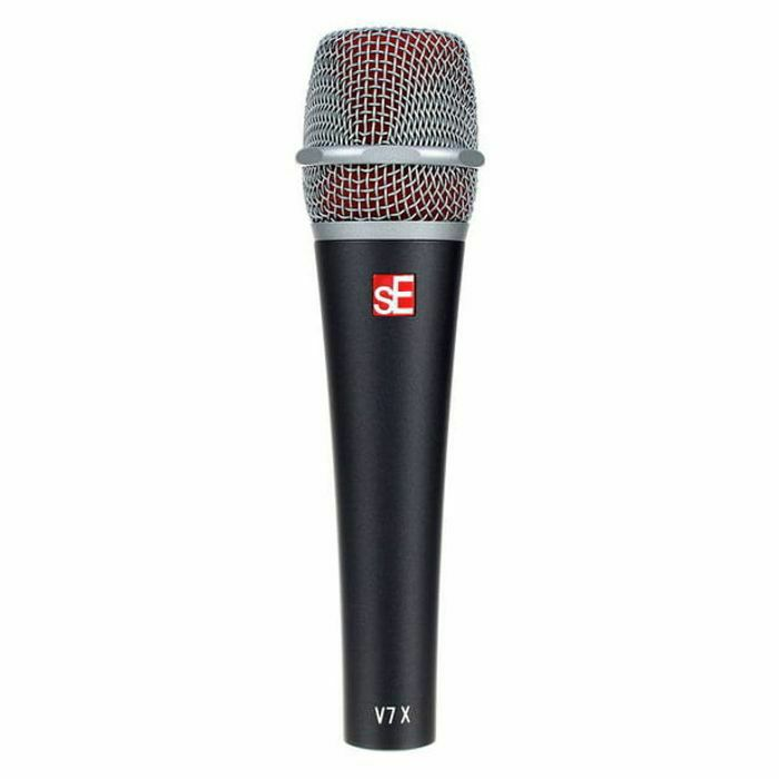 SE ELECTRONICS - sE Electronics V7 X Supercardioid Dynamic Instrument Microphone (B-STOCK)