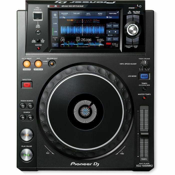 PIONEER - Pioneer XDJ1000 Mk2 Performance Multi Player (B-STOCK)