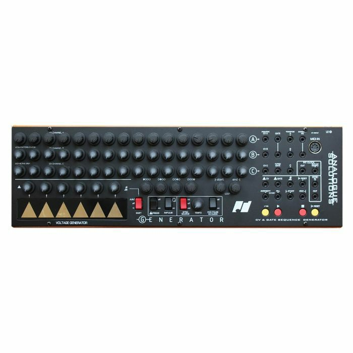 ANALOGUE SOLUTIONS - Analogue Solutions Generator Analogue Step Sequencer