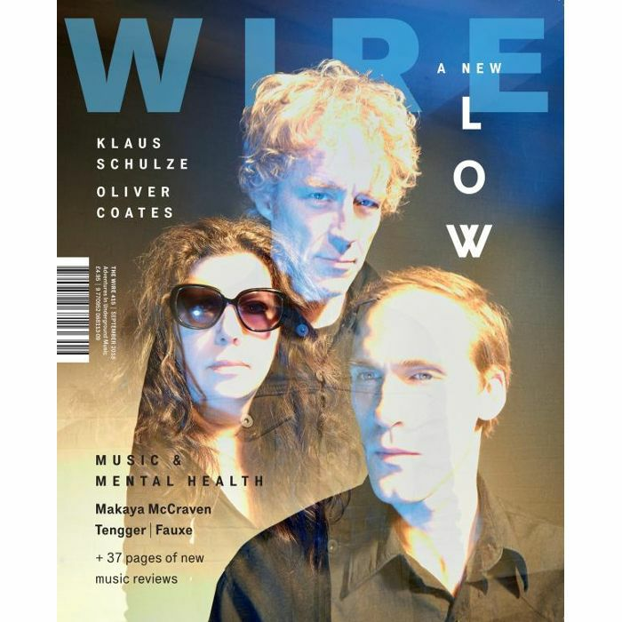 WIRE MAGAZINE - Wire Magazine: September 2018 Issue #415