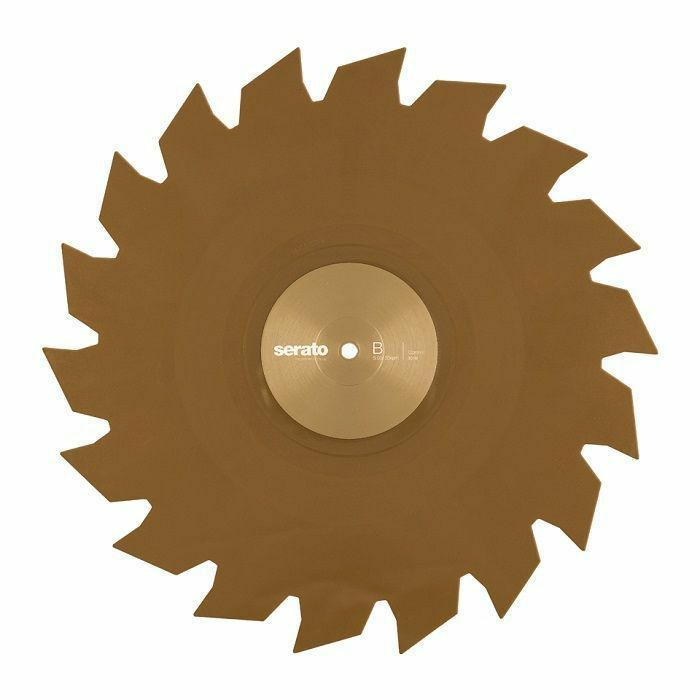 SERATO/THUD RUMBLE - Serato/Thud Rumble Weapons of Wax #4: Buzz Vinyl (single)