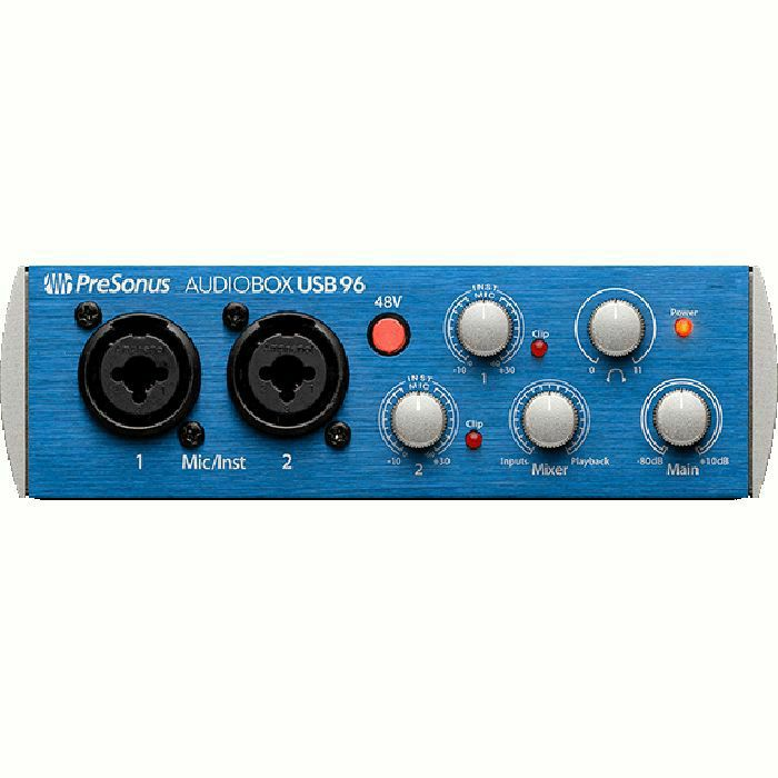 PRESONUS - Presonus AudioBox USB 96 Recording System (B-STOCK)