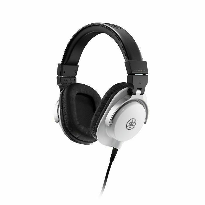 YAMAHA - Yamaha HPH MT5 Studio Monitor Headphones (white) (B-STOCK)