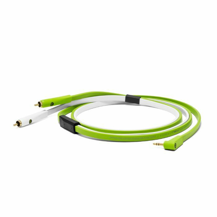 NEO - Neo d+ MYR Class B 3.5mm Minijack To Stereo RCA Cable (2.5m)