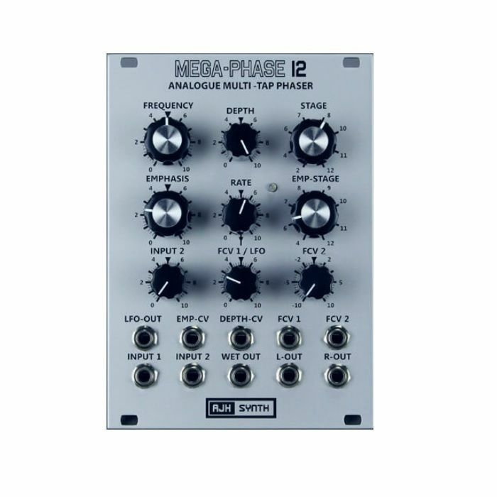 AJH SYNTH - AJH Synth Mega Phase 12 Module (silver)