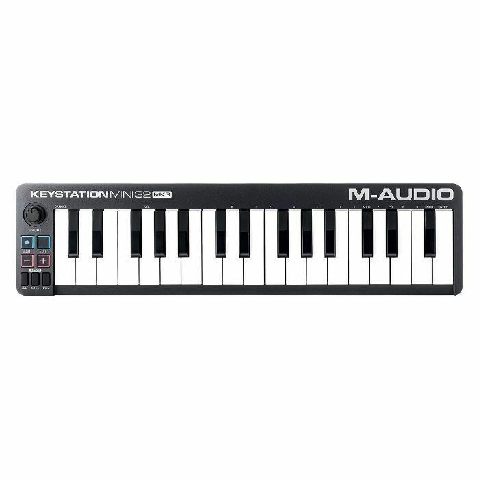 M AUDIO - M Audio Keystation Mini 32 Mk3 USB MIDI Keyboard Controller