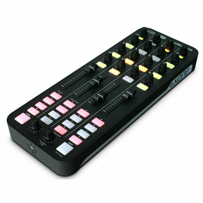 ALLEN & HEATH - Allen & Heath Xone K2 MIDI USB DJ Controller & Hard Case (B-STOCK)