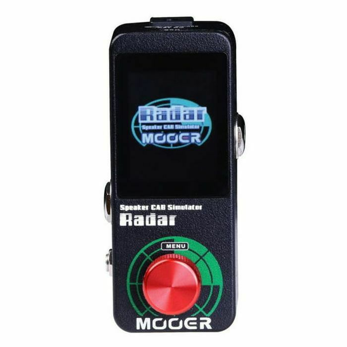MOOER - Mooer Radar Speaker Simulator Pedal (B-STOCK)