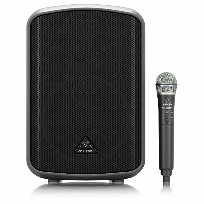 BEHRINGER - Behringer Europort MPA200BT Portable PA Speaker With Wireless Microphone