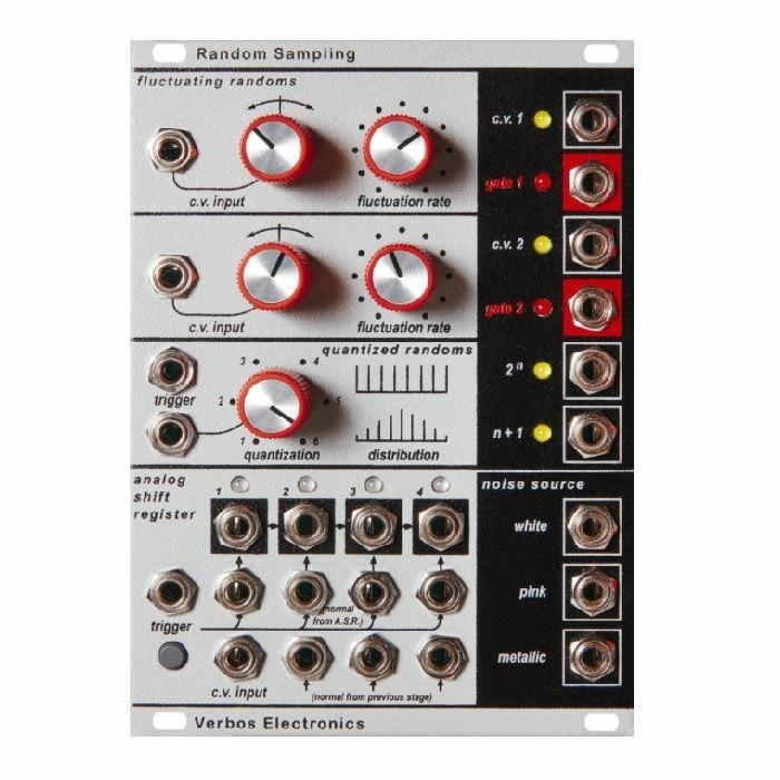 VERBOS ELECTRONICS - Verbos Electronics Random Sampling Module