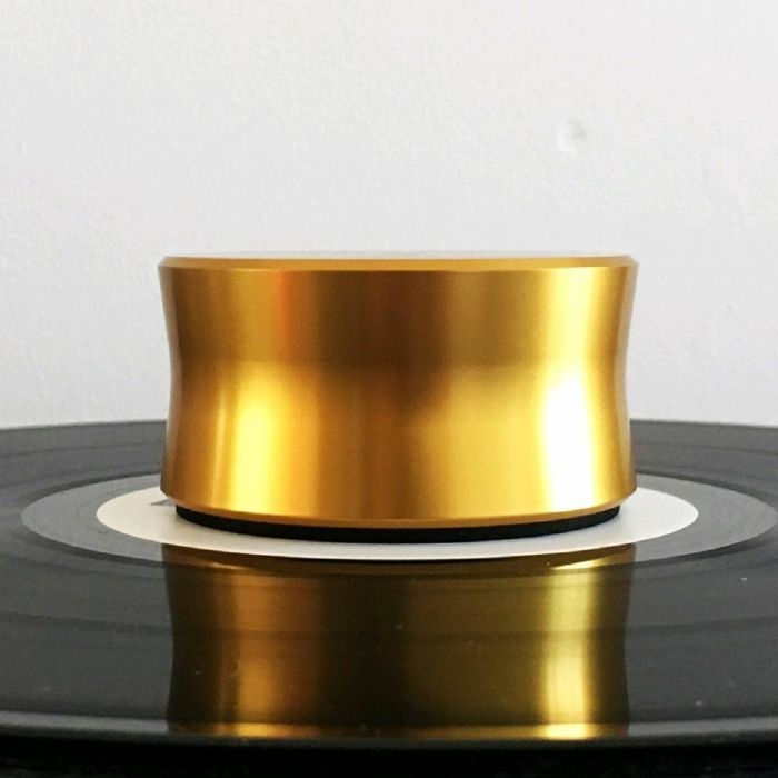 SOULAES AUDIO - Soulaes Audio Gold Vinyl Record Stabilizer