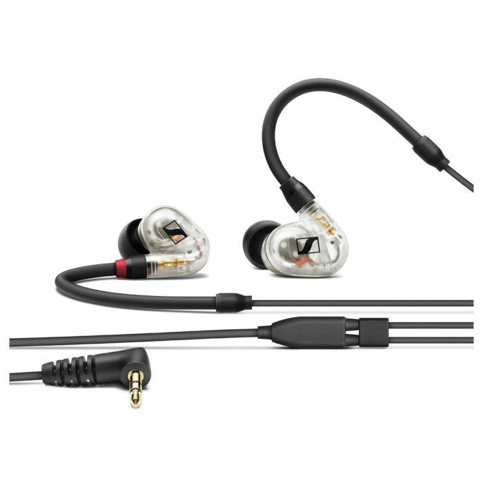 SENNHEISER - Sennheiser IE40 Pro In Ear Monitoring Headphones (clear)