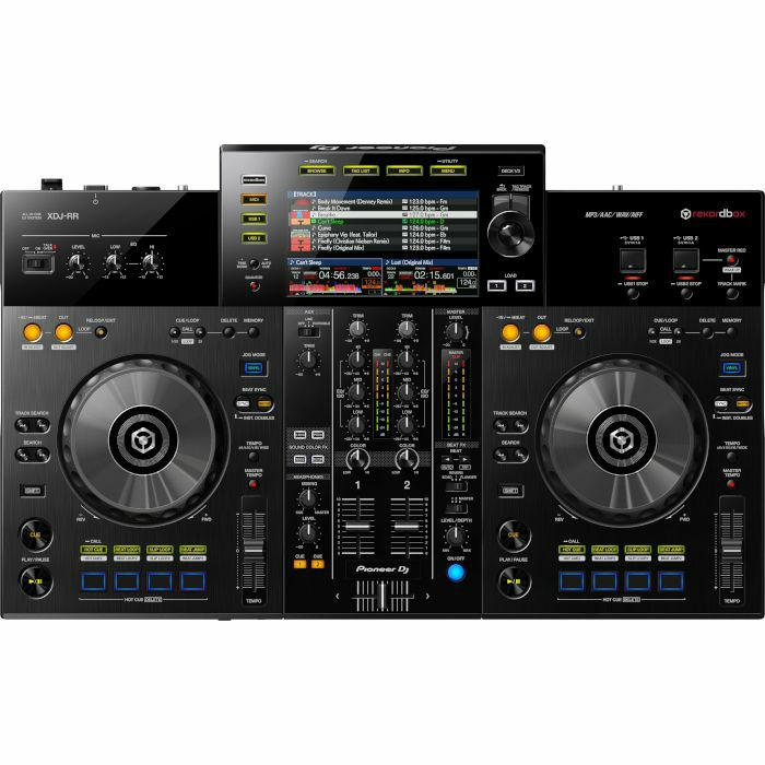 PIONEER - Pioneer XDJ-RR Rekordbox DJ Controller System