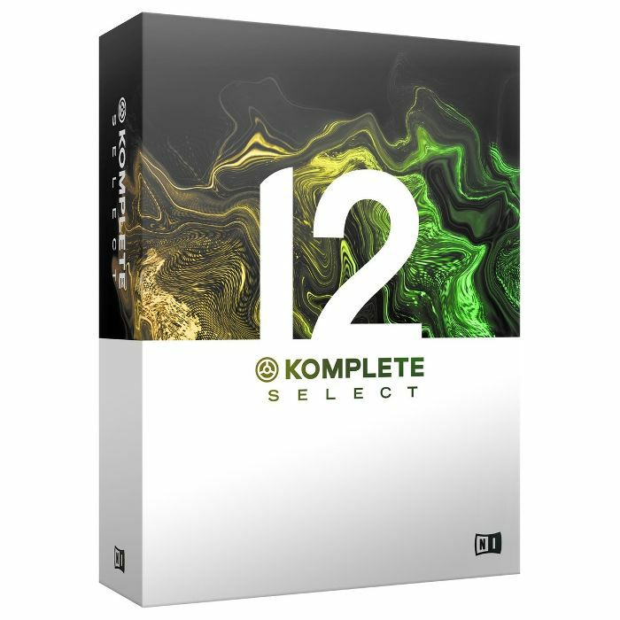 NATIVE INSTRUMENTS - Native Instruments Komplete 12 Select Software