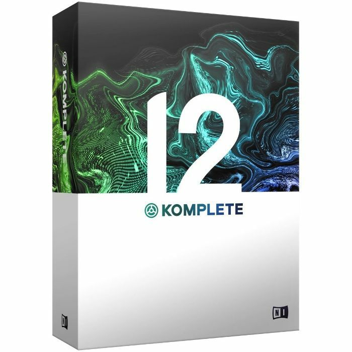 NATIVE INSTRUMENTS - Native Instruments Komplete 12 Update Software (upgrade from Komplete 2-11)