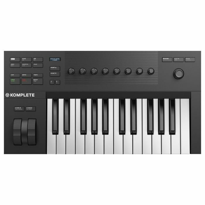 NATIVE INSTRUMENTS - Native Instruments Komplete Kontrol A25 Semi Weighted USB MIDI Keyboard
